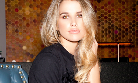 Little Mistress collaborates with Vogue Williams